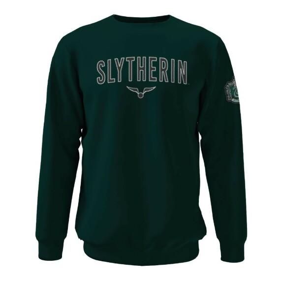 Sweatshirt Serpentard Vif d'Or vert