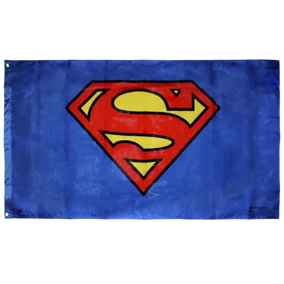 Drapeau logo Superman 70x120cm