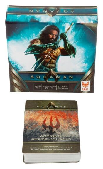 Aquaman - le jeu