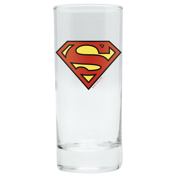 Verre Superman
