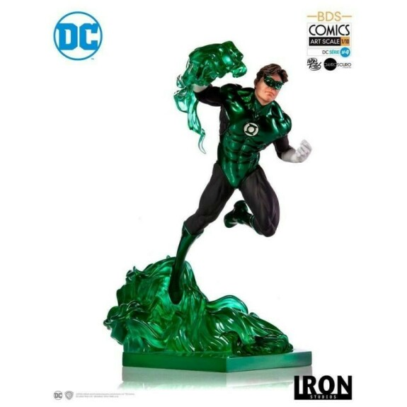 Green Lantern BDS Art Scale 18cm Iron Studios