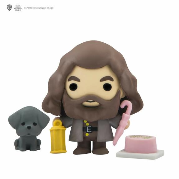 Figurine Hagrid gomme Gomee