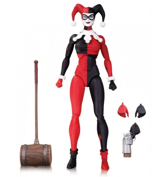 Harley Quinn figurine DC Collectibles Icons