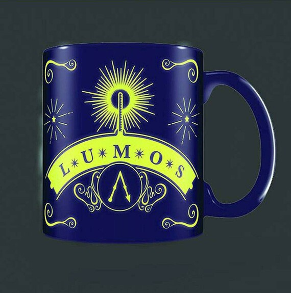 Mug Phosphorescent Lumos