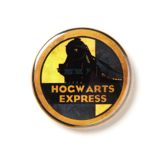 Badge étiquette à bagage de Poudlard MinaLima
