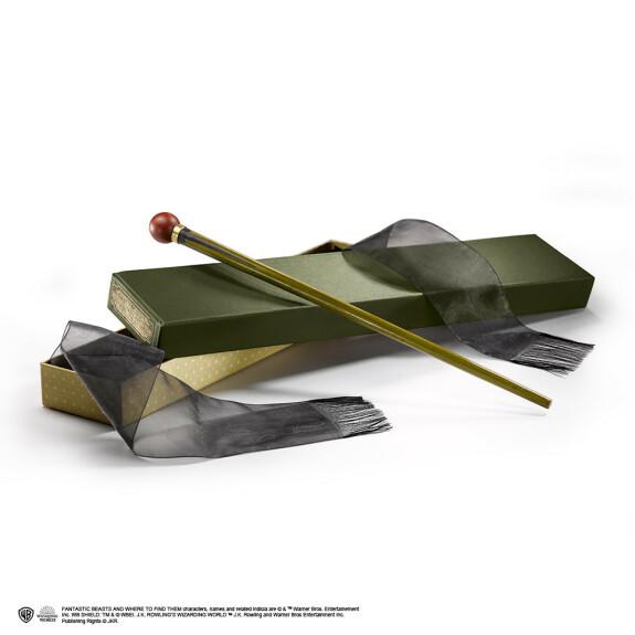 Baguette magique Skender avec boîte Ollivander