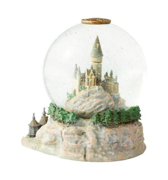Boule à neige Poudlard Enesco Wizarding World of Harry Potter