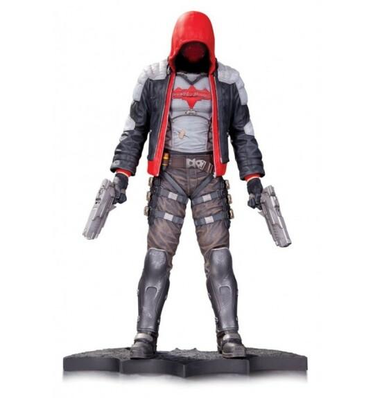 Red Hood statue jeu Batman Arkham Knight 27 cm