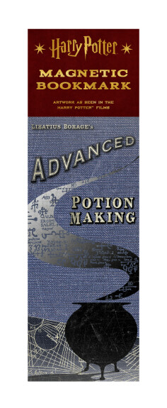 Marque-page magnétique Fabrication de Potions Avancé Edition II MinaLima