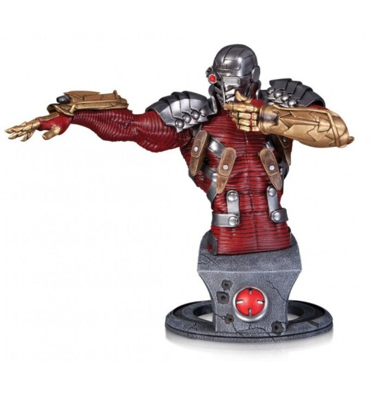 Deadshot buste DC Super Villains