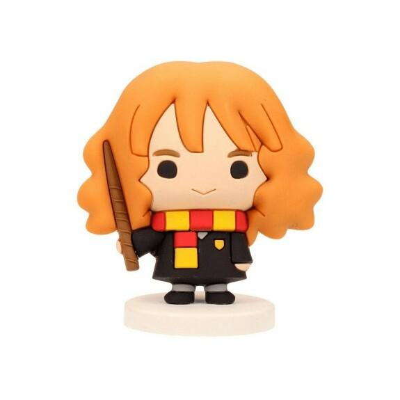Mini Figurine Hermione Granger en caoutchouc SD Toys