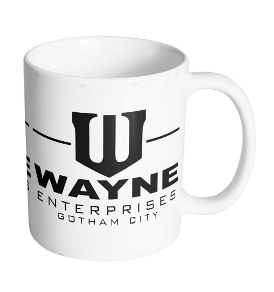 Mug Batman Wayne Entreprises