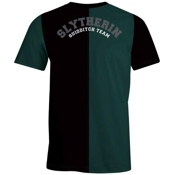 T-shirt Serpentard Quidditch Team vert