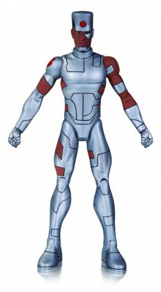 Cyborg figurine DC Collectibles Designer Serie by Dodson