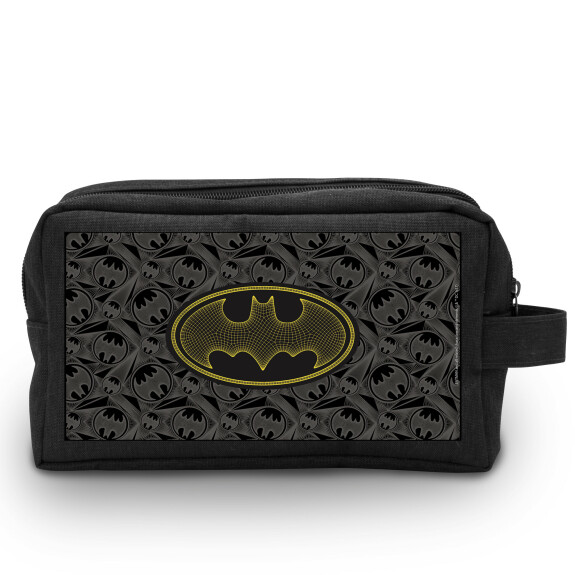 Trousse de toilette Batman avec poignée