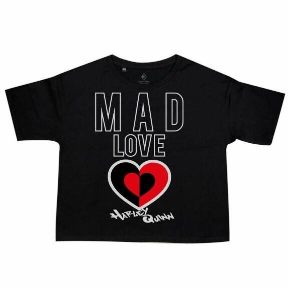 T-shirt femme Harley Quinn Mad Love