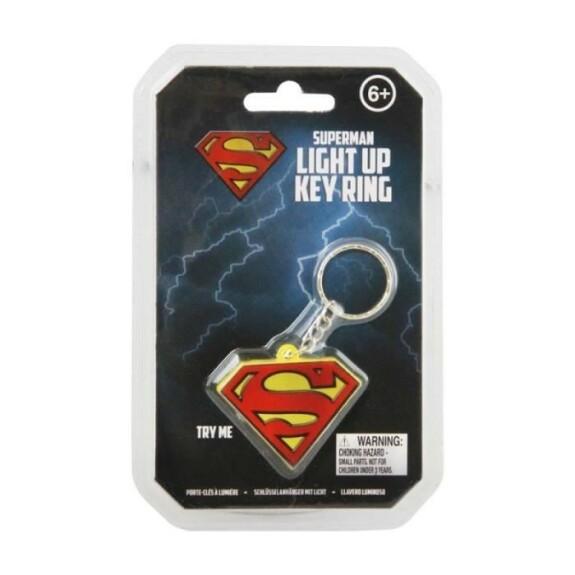 Porte-clés Superman logo