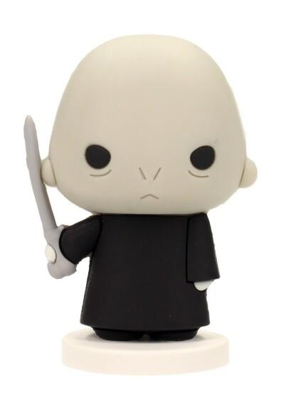Mini Figurine Voldemort en caoutchouc SD Toys