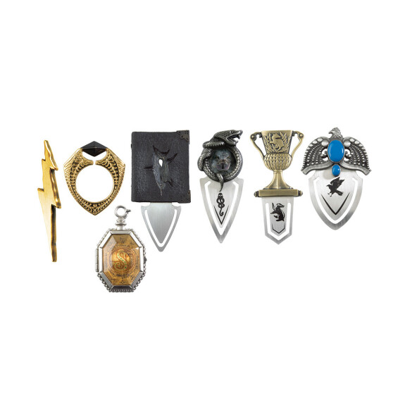 Collection de Marque-pages Horcruxes