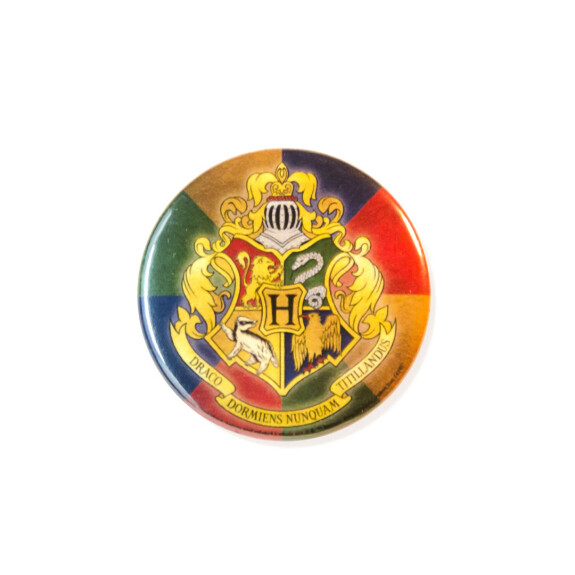 Badge - Armoiries de Poudlard