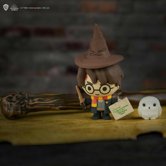 Figurine Harry Potter gomme Gomee