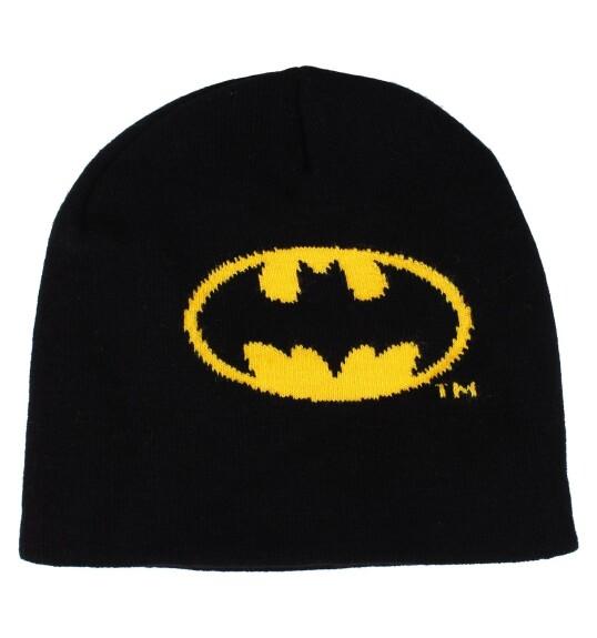 Bonnet Batman Logo jaune Classic