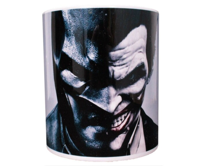 Mug Batman et Joker Arkham Knight