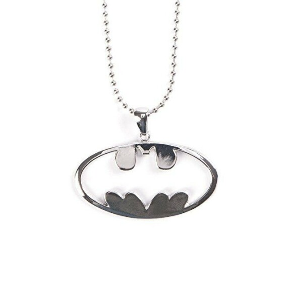 Pendentif Batman logo métal