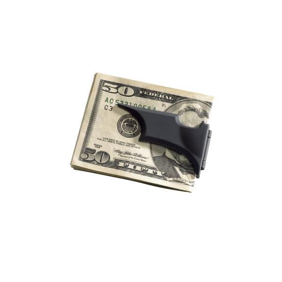 Pince à billets Batarang noir