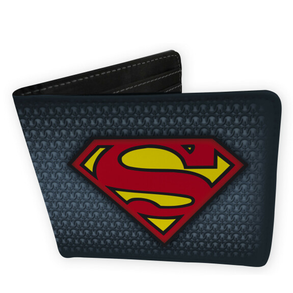 Portefeuille Superman costume vinyle