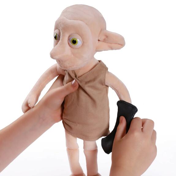 Peluche interactive Dobby