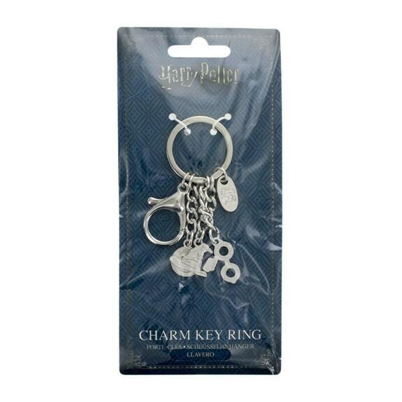 Porte-clés avec charms magiques