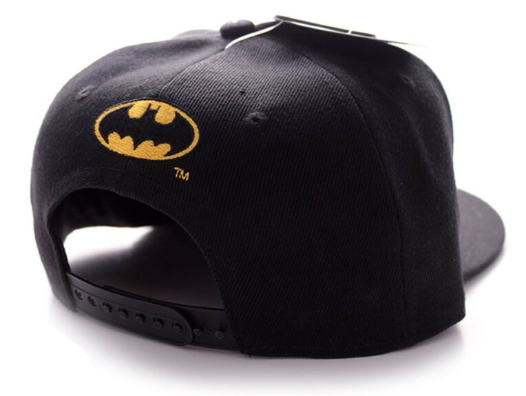 Casquette Batman World's Greatest Detective noire