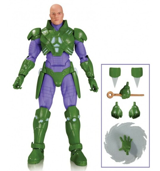 Lex Luthor figurine DC Collectibles Icons