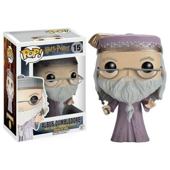 Figurine Albus Dumbledore Funko POP
