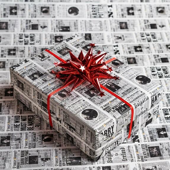 Papier cadeau Daily Prophet