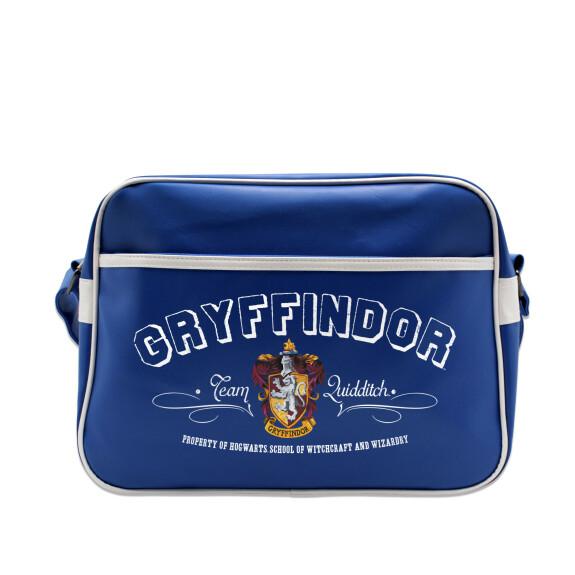 Sac Besace Gryffondor bleu vinyle
