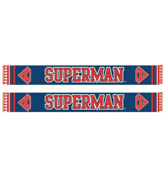 Echarpe Superman logo classique
