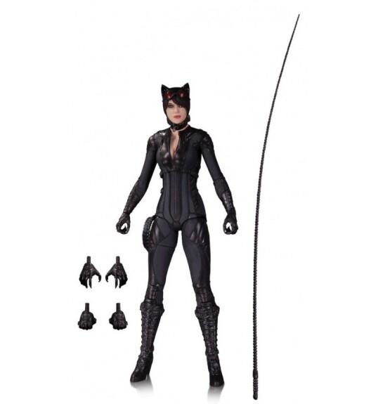 Catwoman figurine jeu Batman Arkham Knight