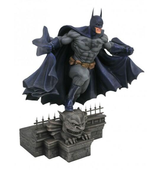 Figurine Batman ouvrant sa cape PVC Batman Comics Diamond Select DC Gallery 25cm