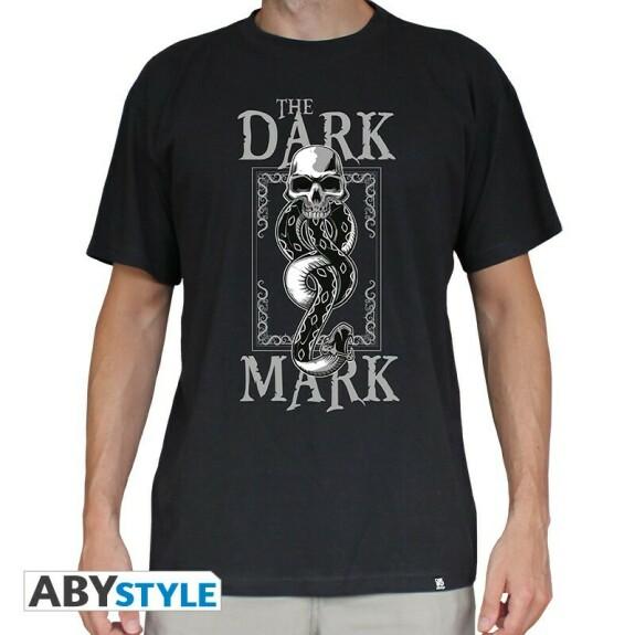 T-Shirt La Marque des ténèbres Noir Homme