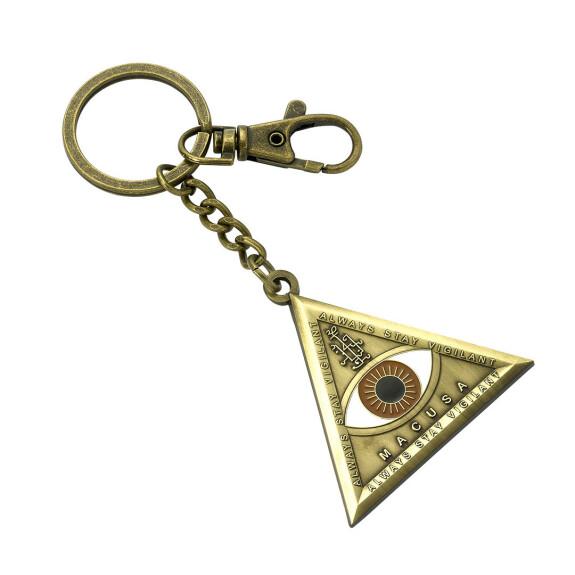 Porte-clés Œil triangle