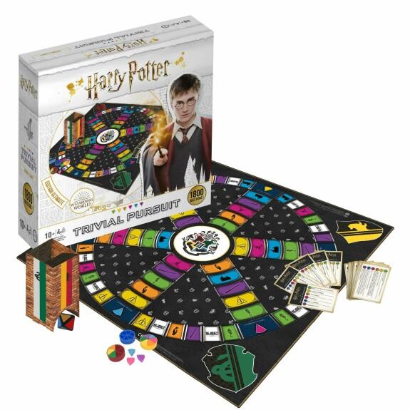 Trivial Pursuit Harry Potter Ultimate Edition Version Française