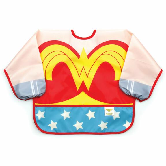 Bavoir-tablier déguisement Wonder Woman