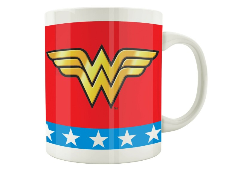 Mug Wonder Woman logo