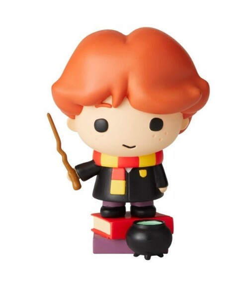 Figurine Ron Weasley Enesco Charms Style Chibi 8cm