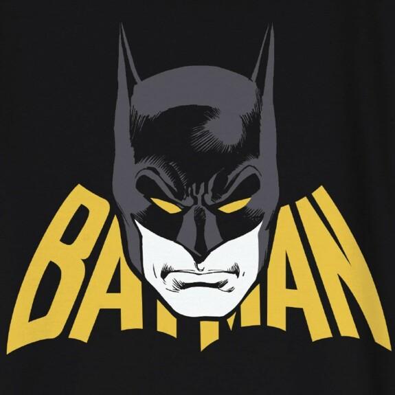 T-shirt Enfant Batman Baticon Noir