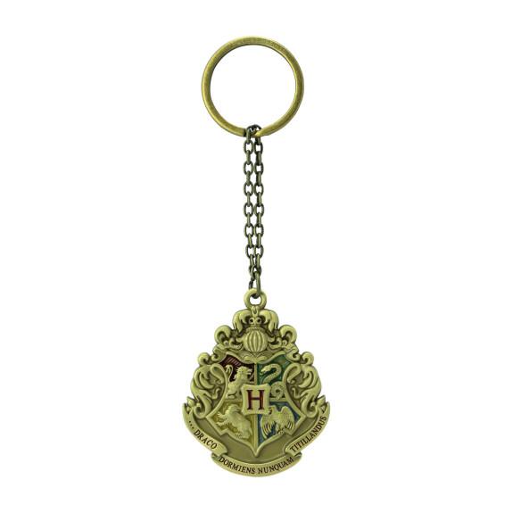 Porte-clés 3D emblème Poudlard