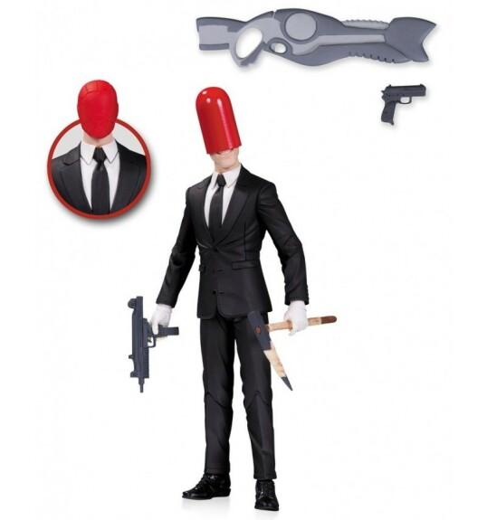 Red Hood figurine DC Collectibles Designer Serie 2 Greg Capullo