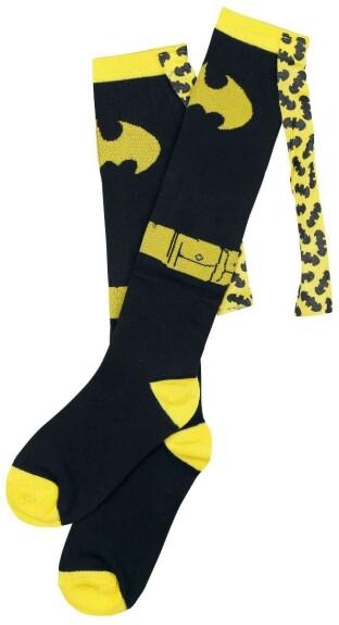 Chaussettes hautes Batgirl